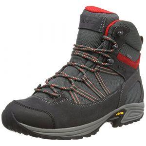 Aigle Chaussures petite randonnée MOOVEN MID GTX - Couleurs - Tailles: gris - 39
