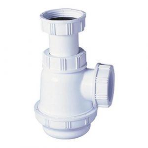Wirquin Siphon de lavabo et bidet à culot court - Anc -Produits divers