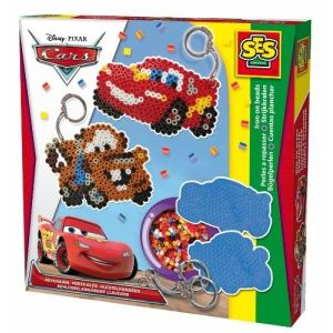 Ses Creative Boîte de perles à repasser : Cars