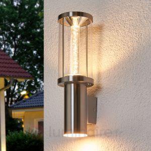 Eglo Applique Murale à LED extérieur 1X3W Acier inoxydable-Trono Stick - LIGHTING - 94127