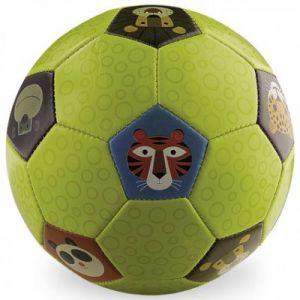 Crocodile creek Mini ballon de football animaux (14 cm)