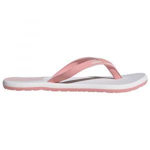 Adidas Eezay Flip Flop, Chaussure de Gymnastique Femme, Glory Pink Cloud White Glory Pink, 42 EU