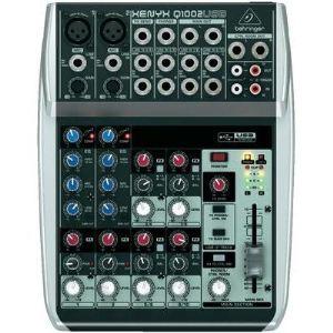 Behringer Xenyx Q1002USB - Console sono et studio