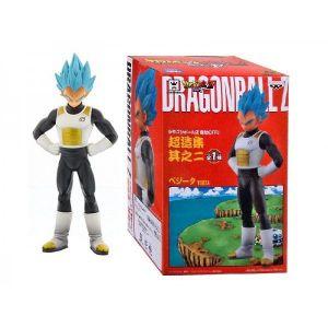 Bandai Vegeta - Figurine Dragon Ball Z Manga DFX
