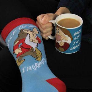 Paladone Coffret - Disney - Mug + Chaussettes Grincheux