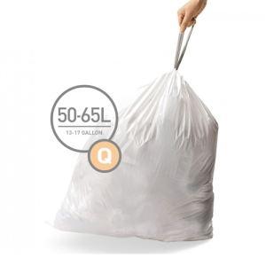 Simplehuman 20 sacs de poubelle (50 L)