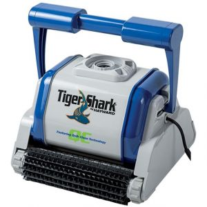 Image de Hayward Robot piscine Tigershark Quick Clean QC Picots