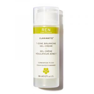 REN Clarimatte' - Gel crème équilibrant Zone-T 50 ml