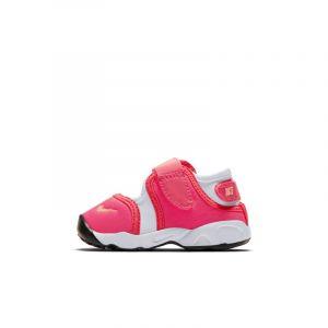 Nike Chaussure Little Rift pour Bébé/Petit enfant - Rose - Couleur Rose - Taille 23.5