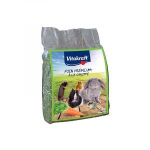 Vitakraft Foin à la carotte 1 kg