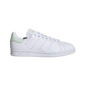 Adidas Stan Smith W, Basket Femme, FTWR White/Dash Green/Core Black, 38 2/3 EU