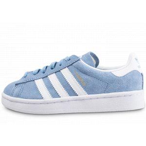 Adidas Campus C, Chaussures de Fitness Mixte Enfant, Bleu (Azucen/Ftwbla/Ftwbla 000), 33 EU