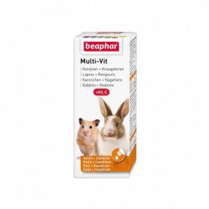Beaphar Multi-vit, vitamines - rongeur - 50 ml