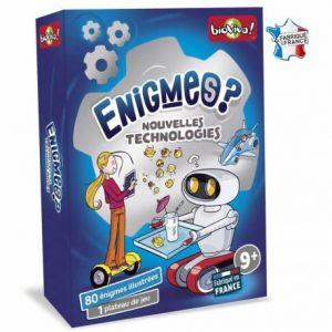 Bioviva Enigmes - Les nouvelles technologies