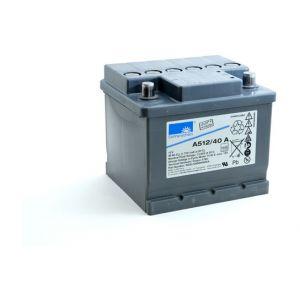GNB Sonnenschein Batterie plomb etanche gel A512/40A 12V 40Ah Auto A500