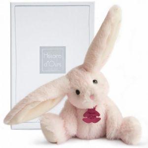 Doudou et Compagnie Fluffy Lapin