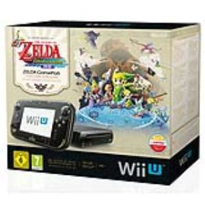Nintendo Wii U 32 Go The Legend of Zelda the Wind Waker HD Premium Pack - Edition Limitée
