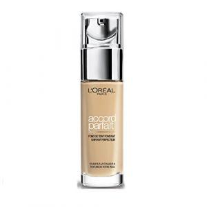 L'Oréal Accord Parfait Fluide 4D Naturel Doré