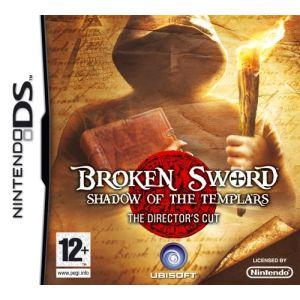 Broken Sword: The Shadow of the Templars - Directors Cut (Nintendo DS) [import anglais] [DS]