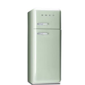 Image de Smeg FAB30R (1) - Réfrigérateur combiné charnières à droite