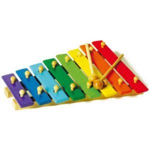 Legler 4619 - Xylophone en couleurs 8 notes