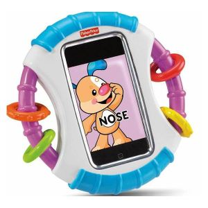 Fisher-Price Apptivity case hochet pour iPhone et iPod touch