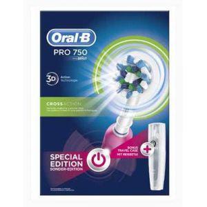 Oral-B PRO 750 - Brosse à dents électrique