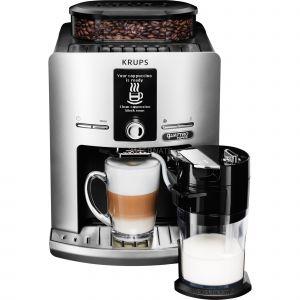 Krups EA82FE - Machine à espresso Quattro Force