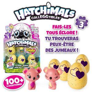 Spin Master Hatchimals - Pack de 5 Hatchimals - Saison 4 (Modèle aléatoire)