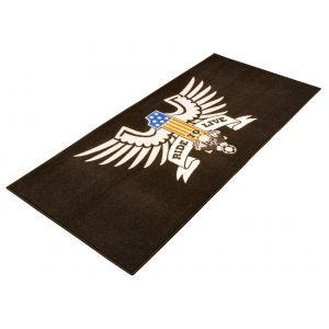 BikeTek Tapis environnemental Bike It AMERICAN EAGLE