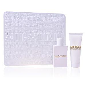 Zadig & Voltaire Just Rock! - Coffret eau de parfum et lait parfumé pour le corps