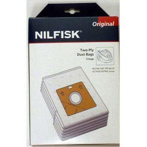 Nilfisk 30050002 - 5 sacs synthétiques pour aspirateurs