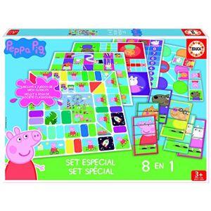 Educa Set spécial 8 en 1 Peppa Pig