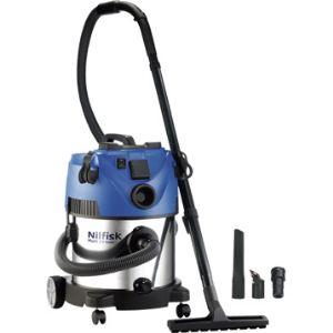 Nilfisk Multi 20 T INOX - Aspirateur cuve eau et poussières