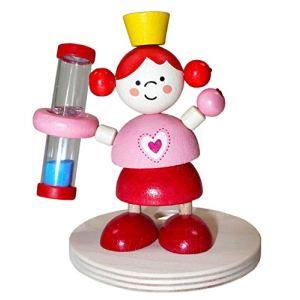 Hess-Spielzeug Sablier pour laver des dents Princesse