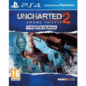 Uncharted 2 : Among Thieves sur PS4