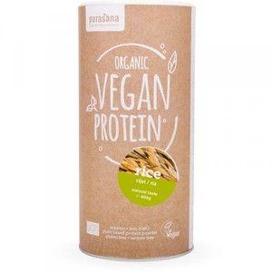 Purasana Protéine de riz nature BIO - 400g