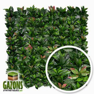 Guirlande Uthome /à feuilles artificielles 20/m D/écoration murale rustique en feuillage artificiel style liane de jungle pour jardin ou mariage