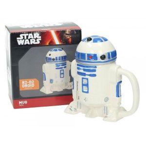 SD Toys Mug Star Wars Episode 7 R2d2 3D