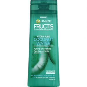 Garnier Fructis Hydra Pure Coconut Water - Shampoing fortifiant