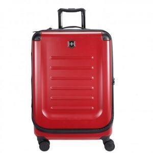 Victorinox Spectra 2.0, Grand extensible, 4 à roues chariot cas, en rouge {77-112 litres}