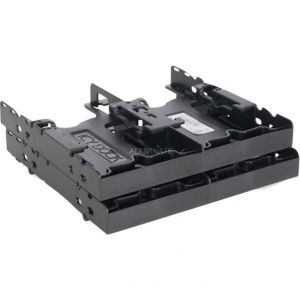 "Icy Dock Flex-Fit Quattro MB344SP - Adaptateur 4 x 2.5"" HDD/SSD pour baie externe 5.25"""