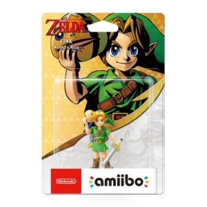 Nintendo Amiibo Link Majora's Mask The Legend of Zelda