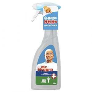 Mr. Propre Nettoyant Multi-Usages Spray Antibactérien 500 ml