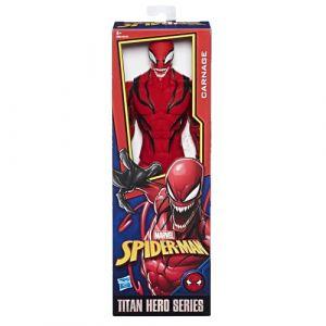 Hasbro Figurine 30 cm - Spider-Man Titan - Carnage