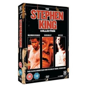 Stephen King Box Set [Import anglais] [DVD]