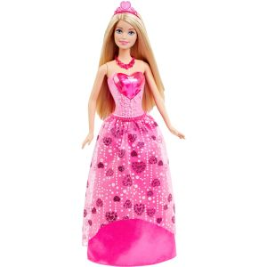 Mattel Barbie Princesse multicolore bijoux