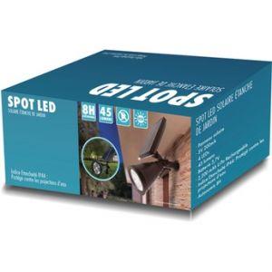 Temium LAMPE SOLAIRE 4 LEDS