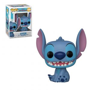Funko Figurine Pop! Disney - Lilo & Stitch: Smiling Seated Stitch