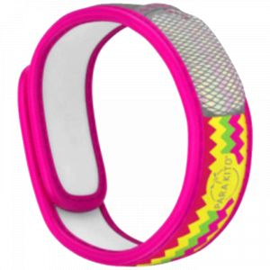 Para Kito Ethnic-Geometric - Bracelet Pink Inca